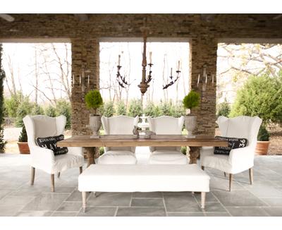 Aidan Gray Simple Things Blog - Aidan gray dining table