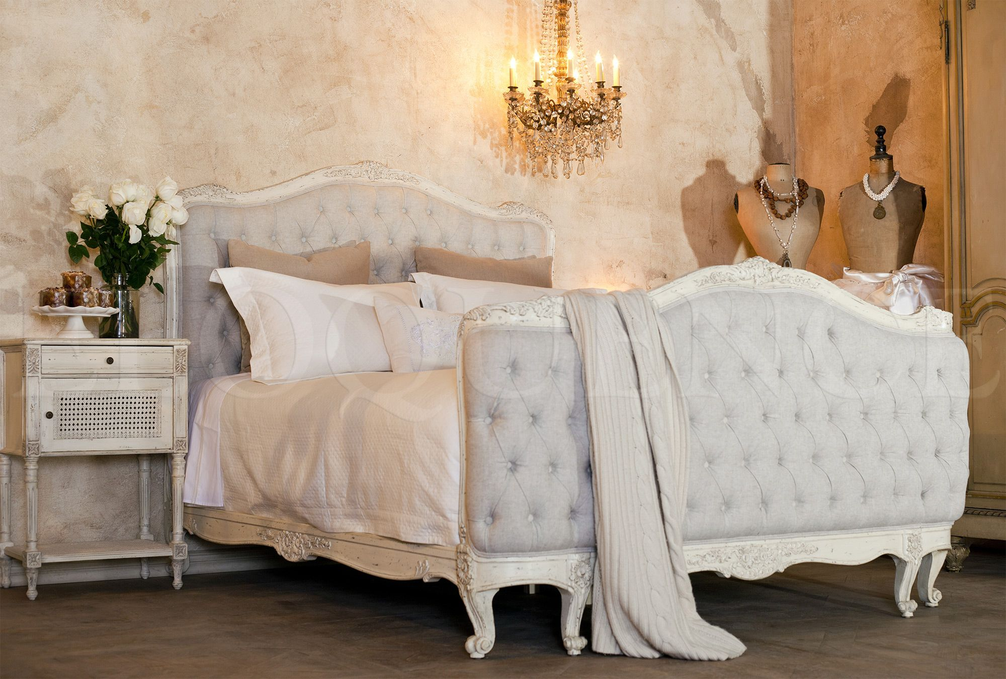 Shabby Chic Beds Simple Things Blog