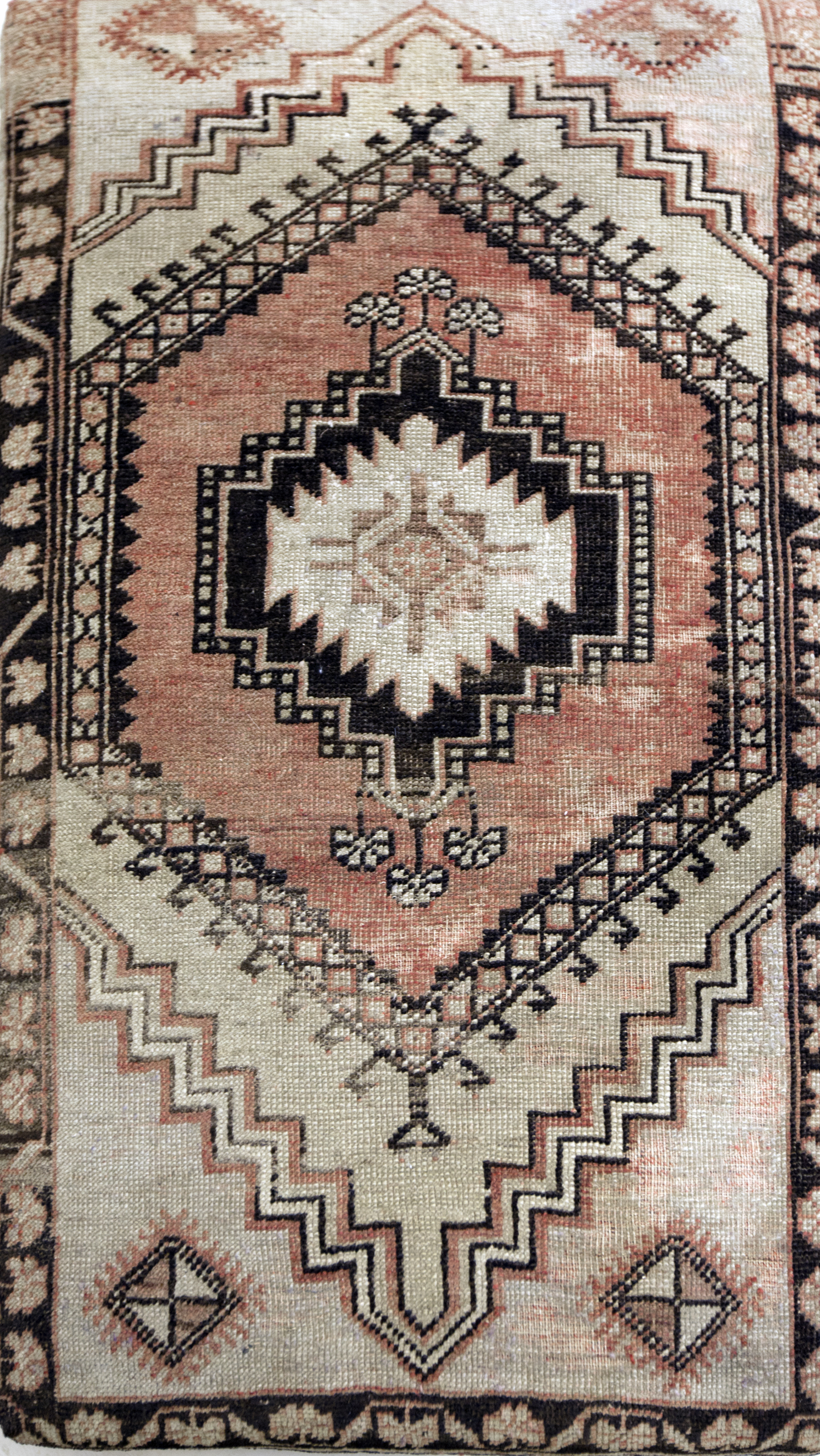 Delightful Antique Rug Ottoman, 27u2033D X 45u2033W X 18u2033H, Regular Price $1999, Sale Price  $1699