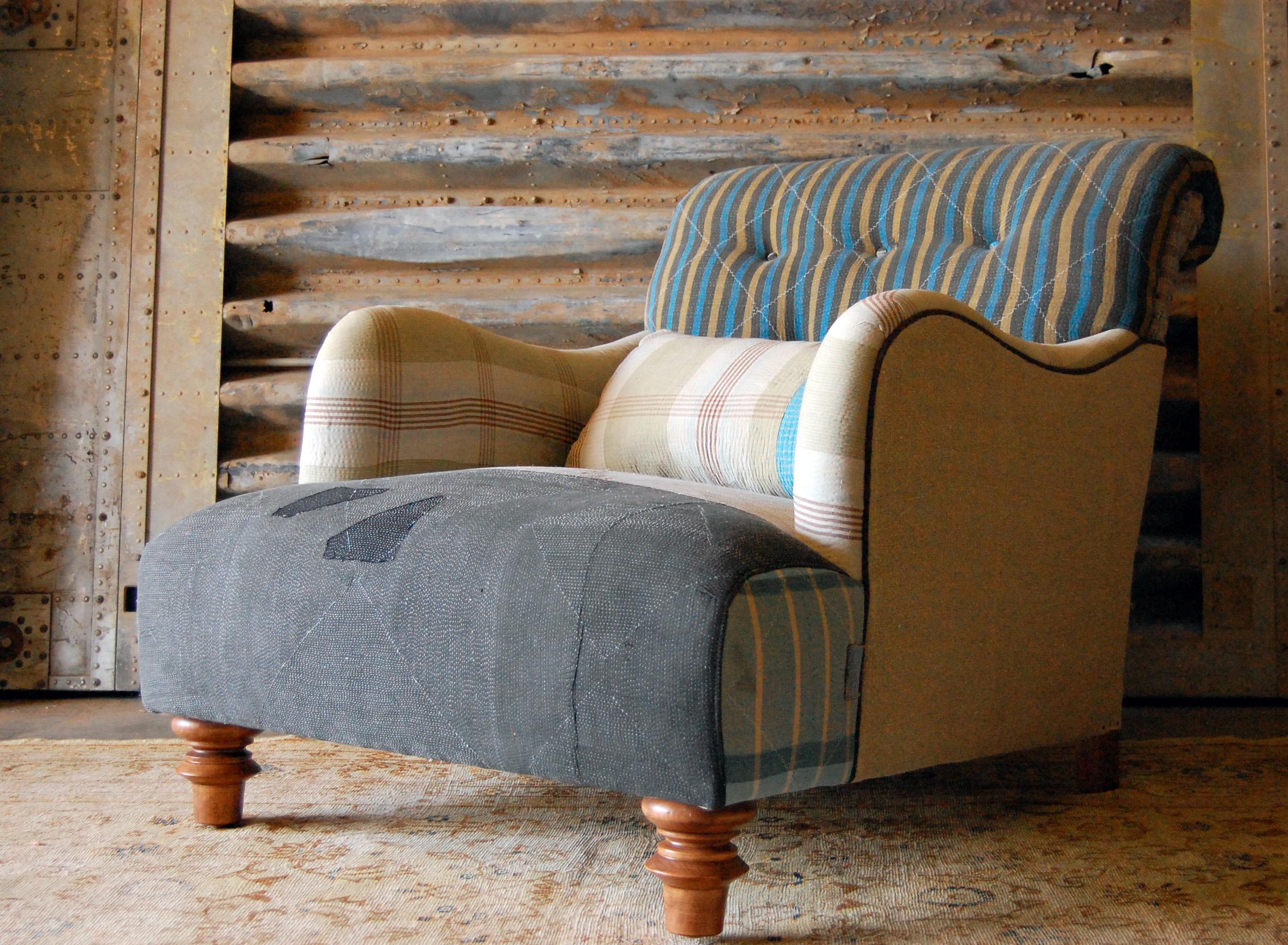 blanket.chair.2 & upholstery | Simple Things Blog