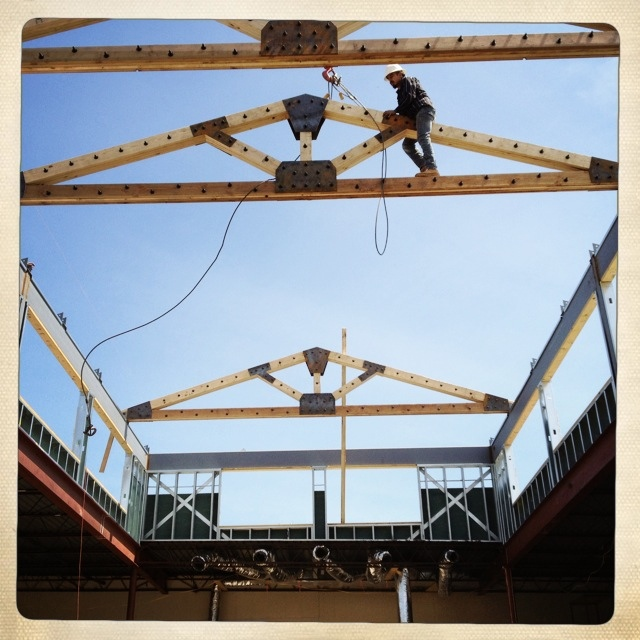 Flying Joists