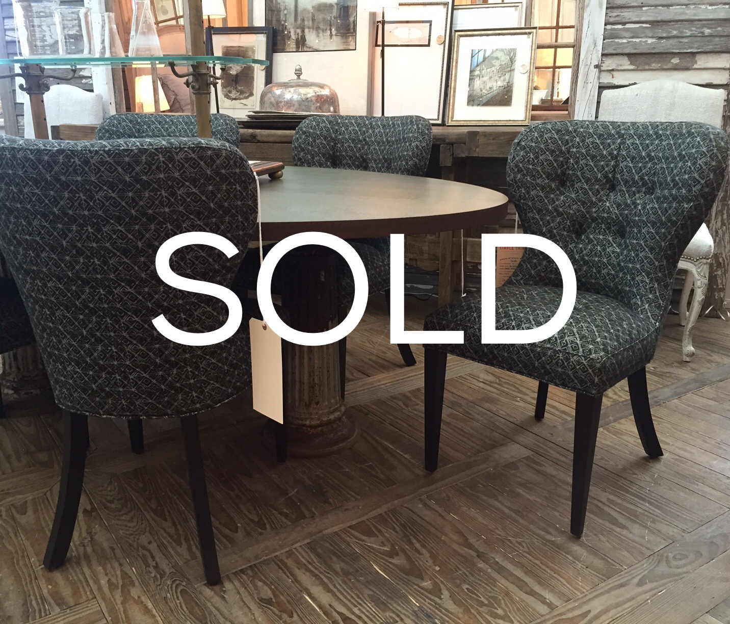 sold bo chairs